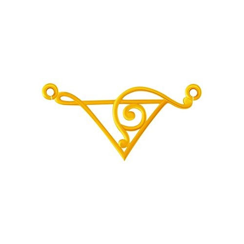 P.C. Chandra Jewellers 14KT Yellow Gold Pendant for Women Pendants