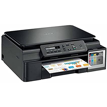 Kumar Computer Brother T700W Multi Function Ink Tank Printer
