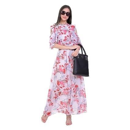 Raabta Fashion Women's Maxi Dress Dresses