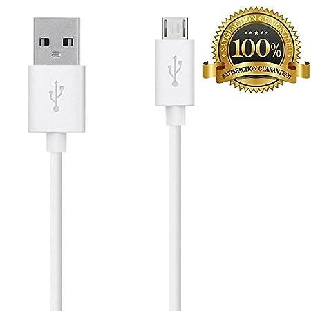RICHER BRAND 4G Micro USB Data Cable for Samsung Galaxy Grand Prime White  Mobile Accessories