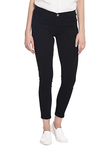 Broadstar Women's Slim Fit Jeans Jeans   Jeggings