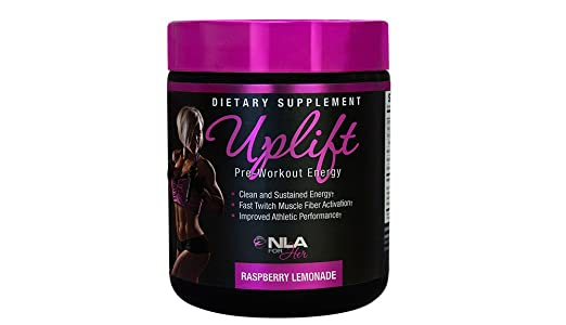 NLA For Her Uplift Rasp Lemonade Diet Supplement