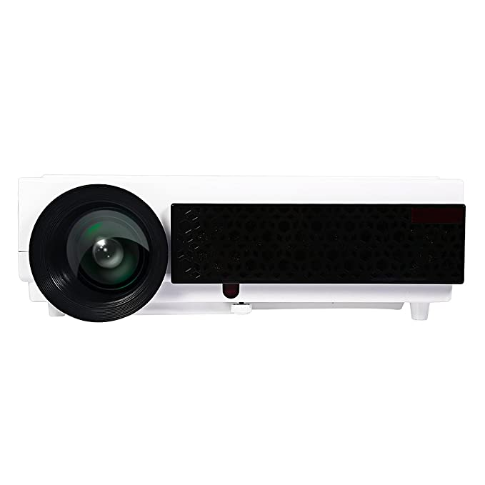Play 5500 lumens Full HD, HDMI, USB Portable 1920 x 1080P Home Theater 3D LED Projector with TV Tuner Projectors