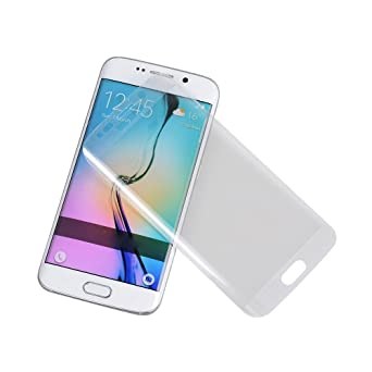 Aine Tempered Glass Screen protector For Samsung Galaxy S6 Edge  Transparent  Screen guards