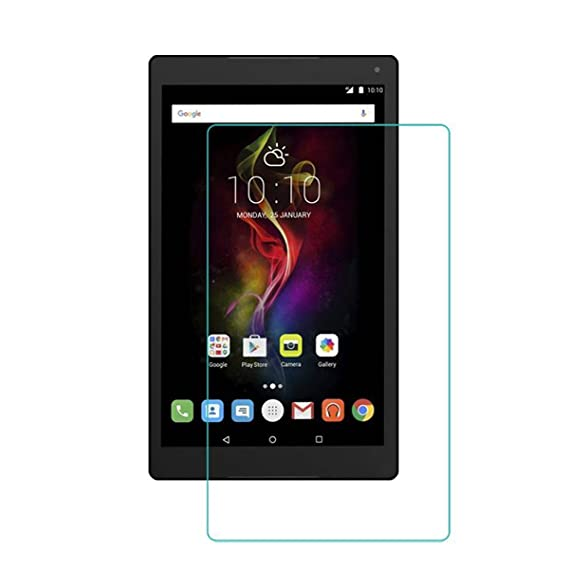 Fastway Tempered Glass Screenguard for Alcatel Pop 4 10.1 Tablet Screen Guard Scratch Protector Tablet Accessories