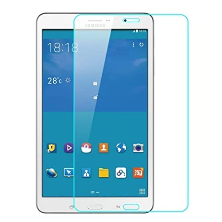 Lively Premium Tempered Glass For Samsung Galaxy Tab 4 T231 Screen Protectors