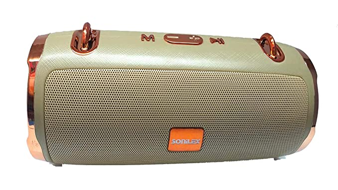 Sonilex Portable Bluetooth Speaker for Mobile/Tablet Bluetooth Speakers