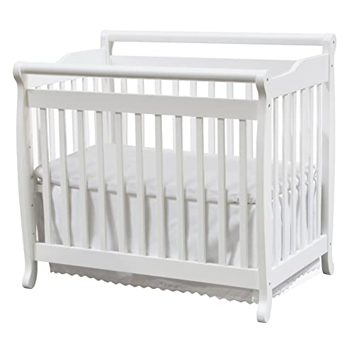 DaVinci Emily 2-in-1 Mini Crib and Twin Bed