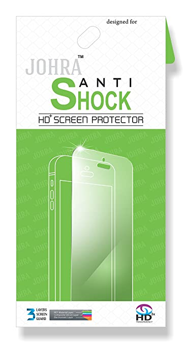 Johra 0.2mm Unbreakable  amp; Anti Shock Impossible Glass Screen Protector for Samsung Galaxy C9 Pro Screen Guard Screen Protectors