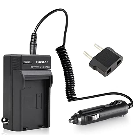 NEW Battery Charger for SONY BC CS GB for G Type NP BG1 + car plug Batteries
