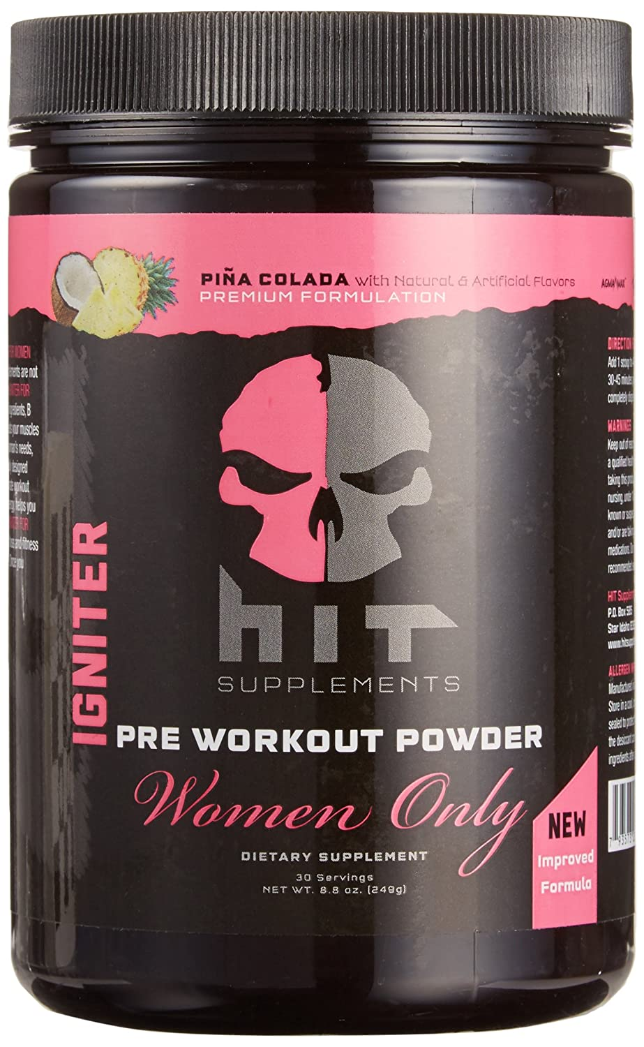 HIT Supplements Women Only Igniter Extreme