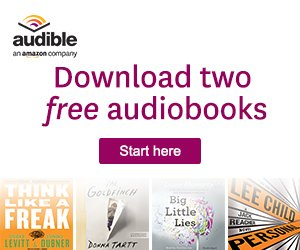 Download two FREE Audiobooks RISK-FREE from Amazon.com