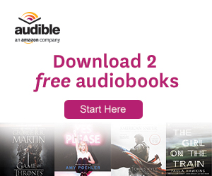 Have you joined Audible yet?