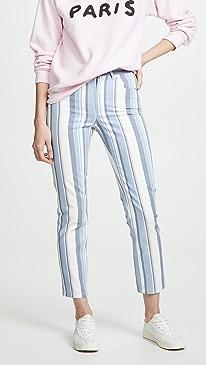 아페쎄 A.P.C. Taille Basse Jeans,Saa Multicolore