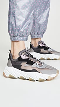 아쉬 이클립스 스니커즈 ASH Eclipse Sneakers,Fog/Silver/Black/Ice/Black/Ice