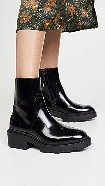 아쉬 뮤즈 첼시 부츠 ASH Muse Chelsea Boots,Black