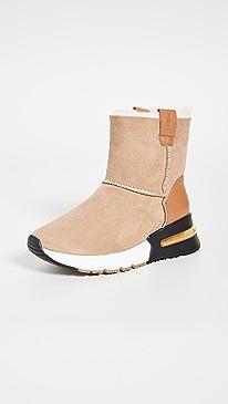 아쉬 교토 스니커즈 부츠 ASH Kyoto Sneaker Boots,Camel