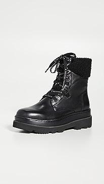 아쉬 부츠 ASH Siberia Boots,Black