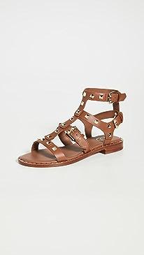 아쉬 샌들 ASH Pacific Sandals,Cuocio