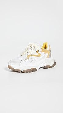 ASH Addict Sneakers,White/Sun/Dove