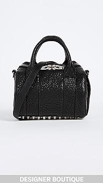 알렉산더 왕 록키백 미니 - 블랙Alexander Wang Mini Rockie Bag,Black
