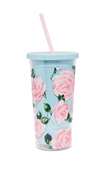 밴도 로즈 텀블러 Ban.do Rose Parade Sip Sip Tumblers