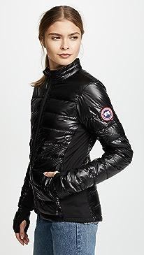 캐나다 구스 Canada Goose Hybridge Lite Jacket,Black