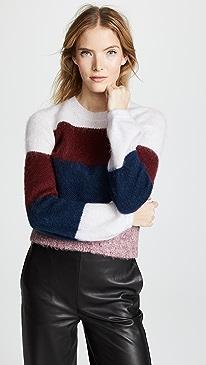 클럽 모나코 Rinty 스웨터 Club Monaco Rinty Sweater,Pink Multi