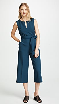 클럽 모나코 Klauss 점프 수트 Club Monaco Klauss Jumpsuit,Canyon Blue