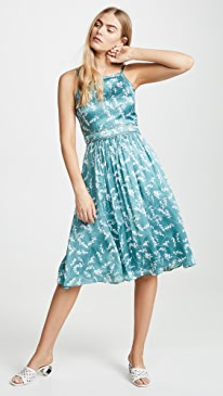 클럽 모나코 Josefienahh 원피스 Club Monaco Josefienahh Dress,Jade Multi