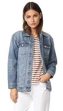 메이드웰 오버사이즈 청자켓 Madewell Oversized Jean Jacket