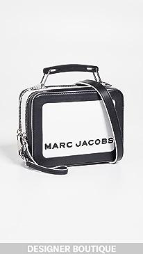 마크 제이콥스 Marc Jacobs The Box 20 Bag,Cotton Multi