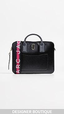 마크 제이콥스 커뮤터 13인치 노트북 백 - 블랙 (아이패드, 맥북 전용 케이스, 파우치) Marc Jacobs 13 Commuter Case,Black Multi
