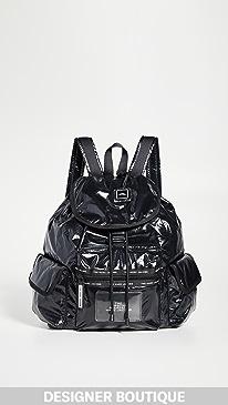 마크 제이콥스 Marc Jacobs The Ripstop Backpack,Black