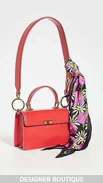 마크 제이콥스 Marc Jacobs The Downtown Bag,Bright Red