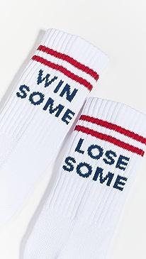 마더 진 베이비 스텝 양말 MOTHER Baby Step Socks,White/Red/Navy