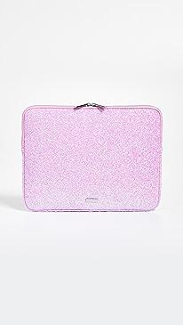 스키니딥 아나 글리터 랩탑 슬리브 (아이패드 전용 파우치) Skinnydip Ana Laptop Case,Glitter