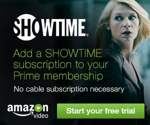 Free Showtime Amazon