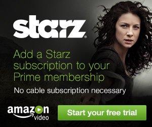 Free Starz Amazon
