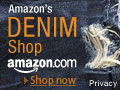 Amazon Denim Shop for mens jeans in 36, 38 and 40 inch inseam