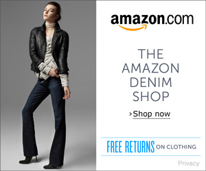 The Amazon Denim Shop