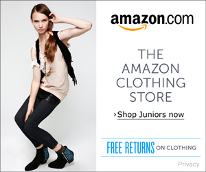 The Amazon Clothing Store
