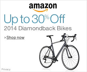 Shop Amazon - Up to 30% Off 2014 Diamondback Bikes