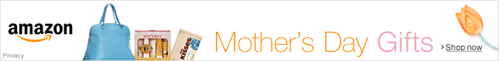 Shop Amazon - Celebrate Mother's Day