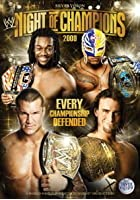 WWE - Night Of The Champions 2008