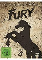 Fury - Die Abenteuer eines Pferdes - Box 4