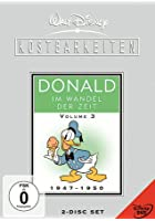 Walt Disney Kostbarkeiten: Donald im Wandel der Zeit - Vol. 3
