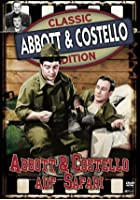 Abbott & Costello auf Safari