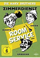 Die Marx Brothers - Room Service: Zimmerdienst