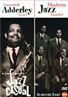 Jazz Casual 10 - Julian 'Cannonball' Adderley Quintett & Modern Jazz Quartet